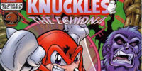 Archie Knuckles the Echidna Issue 31