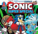 Sonic Super Special Magazine Issue 4
