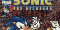 Archie Sonic the Hedgehog Issue 87