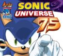 Archie Sonic Universe Issue 75