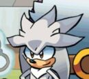 Silver the Hedgehog (Another Time, Another Place)