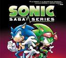 Sonic Saga Series Volume 7