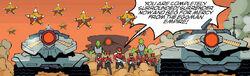 Metropolis Egg Army