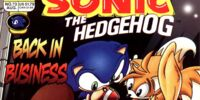 Archie Sonic the Hedgehog Issue 73