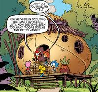Rocky Jungle Moss House