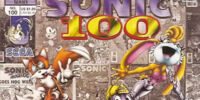 Archie Sonic the Hedgehog Issue 100