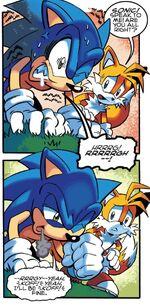 Sonic Feels Darkness