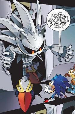 Silver Sonic III