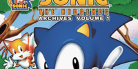 Sonic Archives Volume 1
