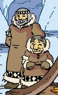 Jari-Pekka and Ursule