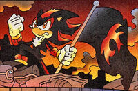 Shadow's Conquest