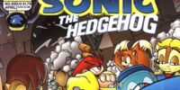 Archie Sonic the Hedgehog Issue 69