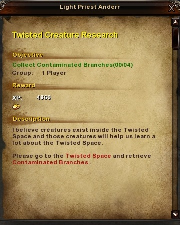 62 Twisted Creature Research