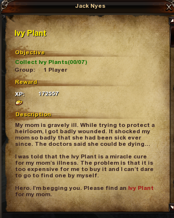 42 Ivy Plant