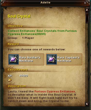 73 Soul Crystal