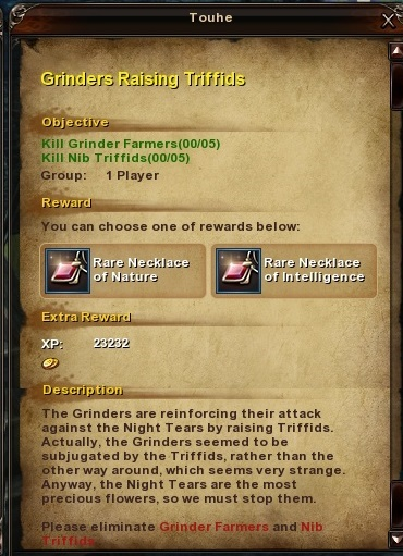 15 Grinders Raising Triffids
