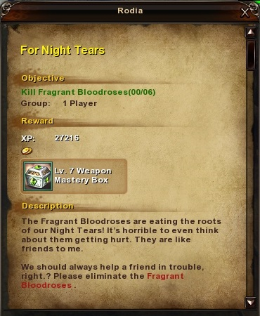 38 For Night Tears