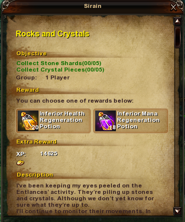 76 Rocks and Crystals