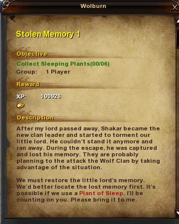 18 Stolen Memory 1