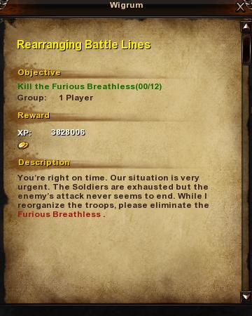167 Rearranging Battle Lines