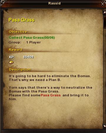 147 Pasa Grass