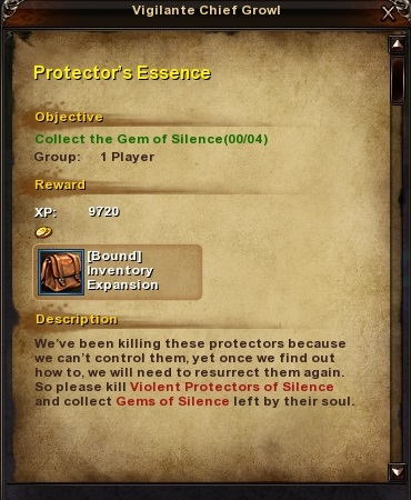 12 Protector's Essence