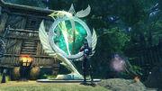 Guild battle portal