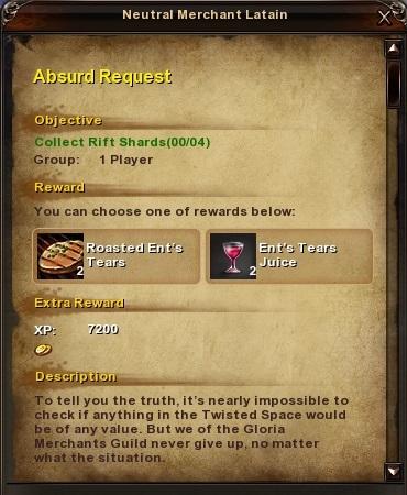 56 Absurd Request