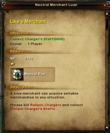 5 Like a Merchant