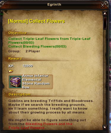 46 Normal Collect Flowers