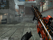 M4A1 Red Tiger Reload Animation