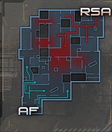 Repair Yard map