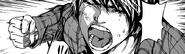 Satoru angry at Tatara