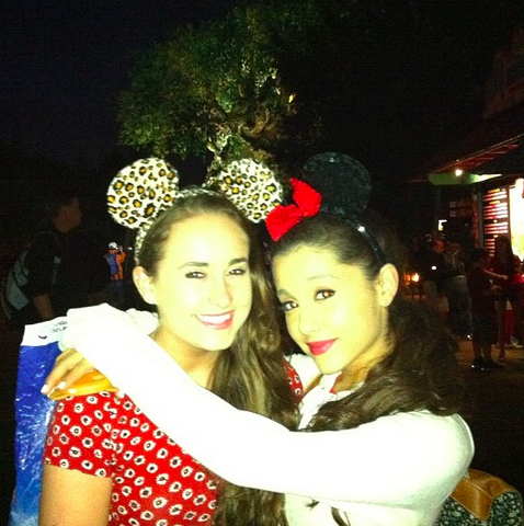 File:Alexa with Ariana in Disneyland.png