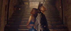 Love Me Harder screenshot music video
