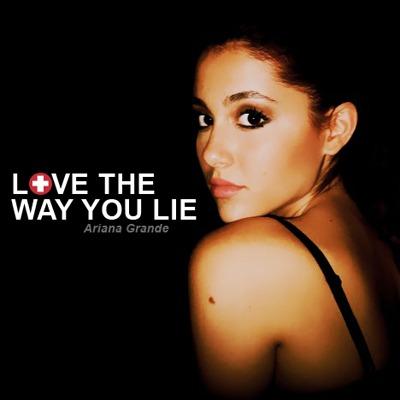 eminem love the way you lie lyrics pdf