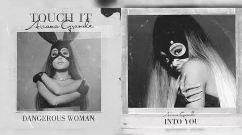 Touch It Into You - Ariana Grande (Dangerous Woman Mashup)