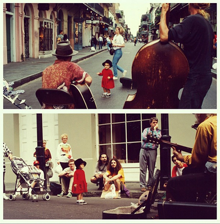 File:Ariana As A Baby Walking The Streets Of New Orleans.jpg