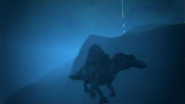 File:ARK-Spinosaurus Screenshot 007.jpg