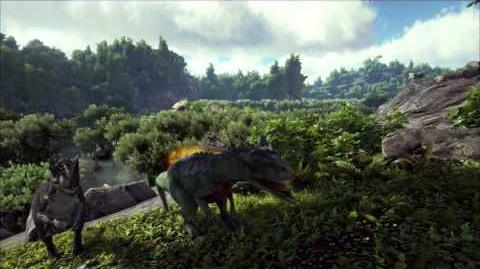 Patch 245- Pelagornis, Allosaurus, Fishing & More!