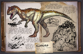 Allosaurus Dossier