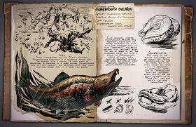 Onocorhynchus Dossier
