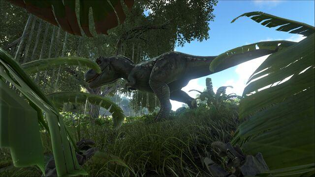 File:ARK-Tyrannosaurus Screenshot 001.jpg