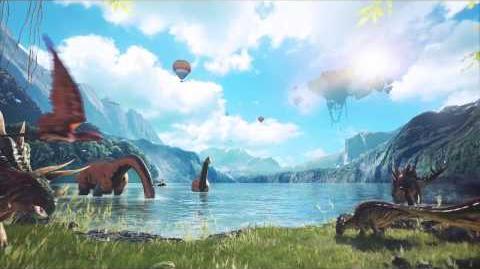 ARK Park (Snail Games) – Teaser Trailer