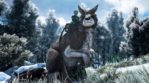 Spotlight Procoptodon!