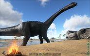 ARK-Brontosaurus Screenshot 001