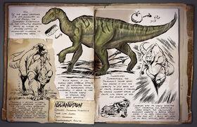 Iguanodon Dossier
