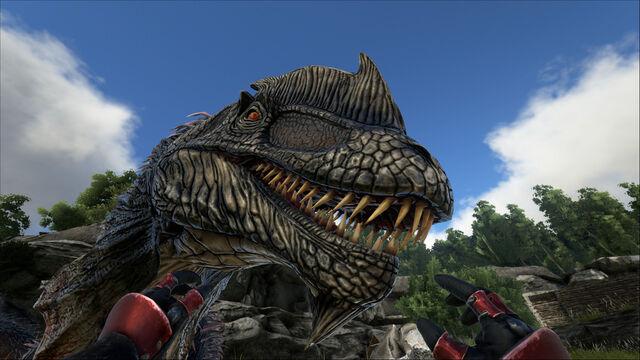 File:ARK-Dilophosaurus Screenshot 010.jpg