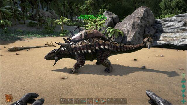 File:ARK-Ankylosaurus Screenshot 001.jpg