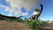 ARK-Brontosaurus Screenshot 002